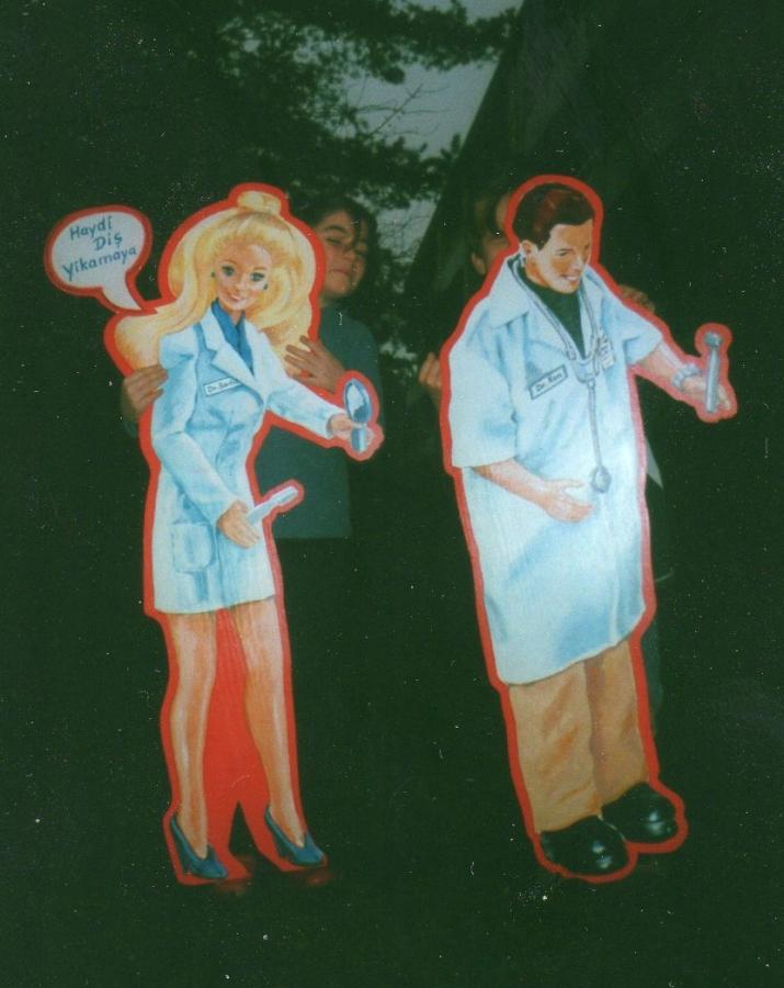 Barbie und Ken Haydi Dis Yikamaya